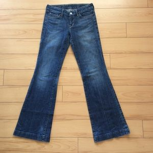 Citizens of Humanity Faye # 184 Stretch   Size 28